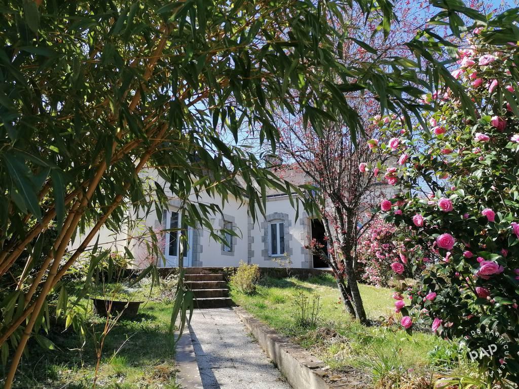 Vente maison 6 pièces Guern (56310)