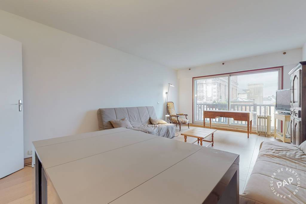 Vente appartement studio Deauville (14800)
