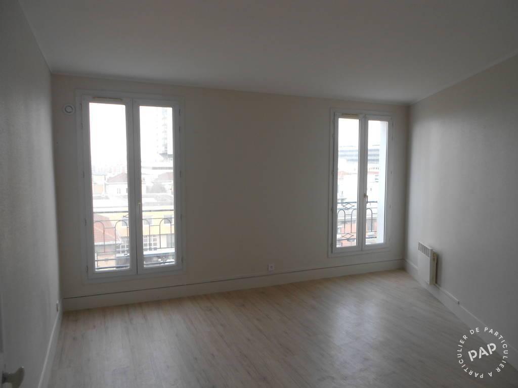 Location Appartement Paris 18E (75018) 27m² 834€