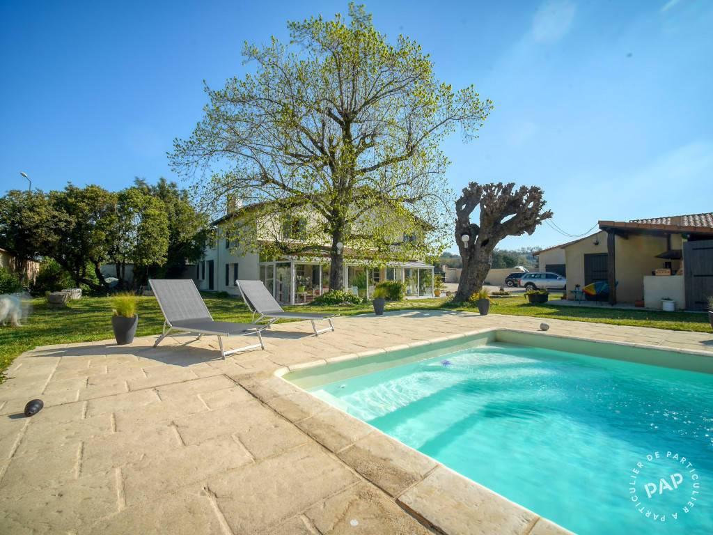 Vente Maison Châteauneuf-Sur-Isère 248m² 498.000€