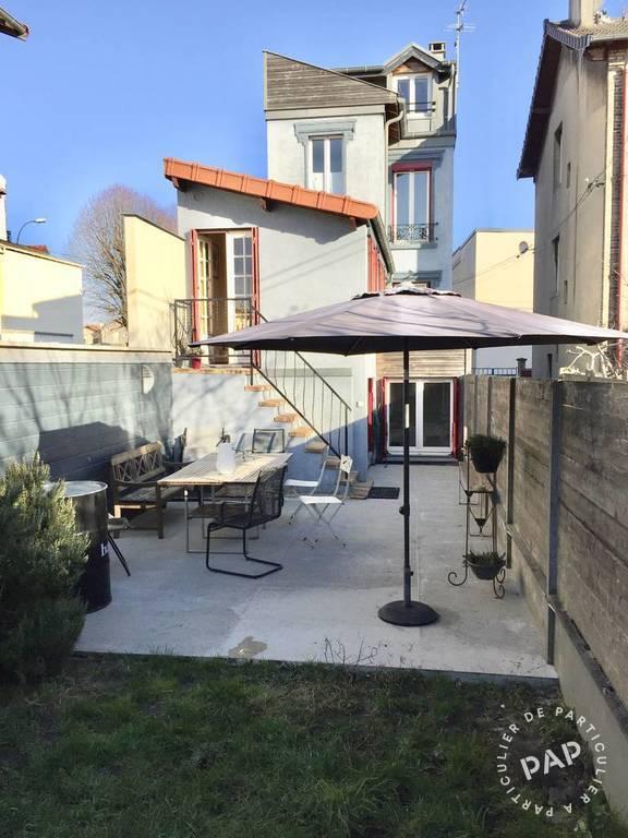 Vente maison 5 pièces Fontenay-sous-Bois (94120)