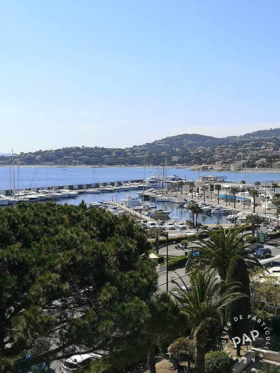 Vente Appartement Sainte-Maxime (83120) 79m² 670.000€