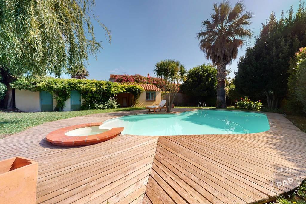 Vente Maison Saint-Jean-Lasseille (66300) 199m² 440.000€