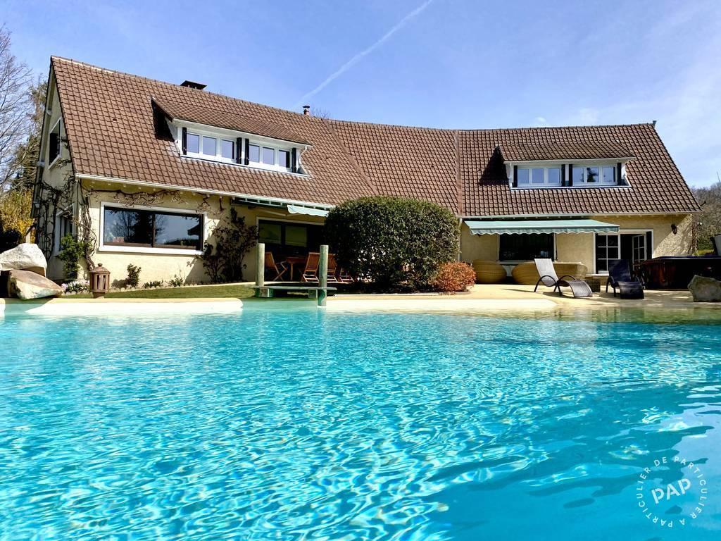 Vente Maison Jouars-Pontchartrain (78760) 392m² 1.895.000€