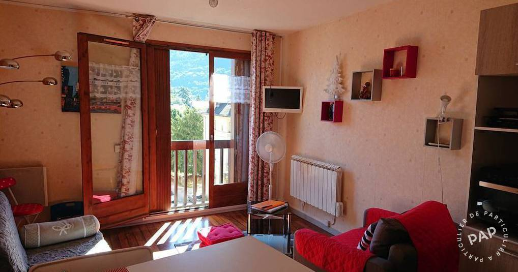 Vente appartement studio Bagnères-de-Luchon (31110)