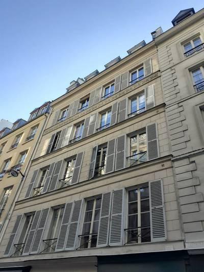 Vente appartement 4pièces 76m² Paris 9E (75009) - 890.000€