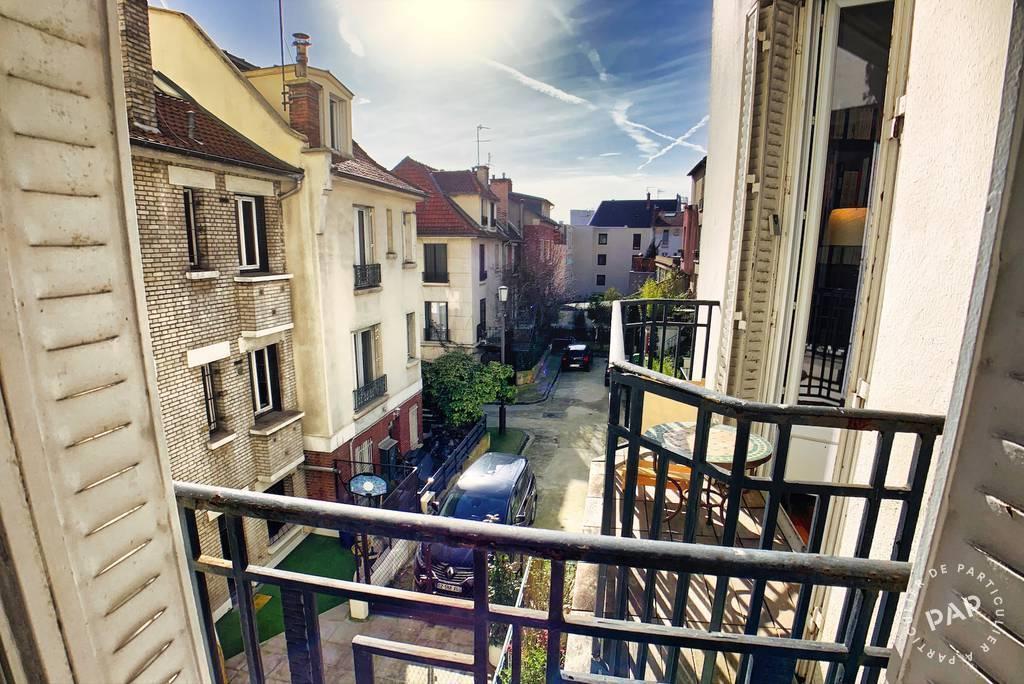 Vente Appartement Paris 20E (75020) 53m² 549.000€