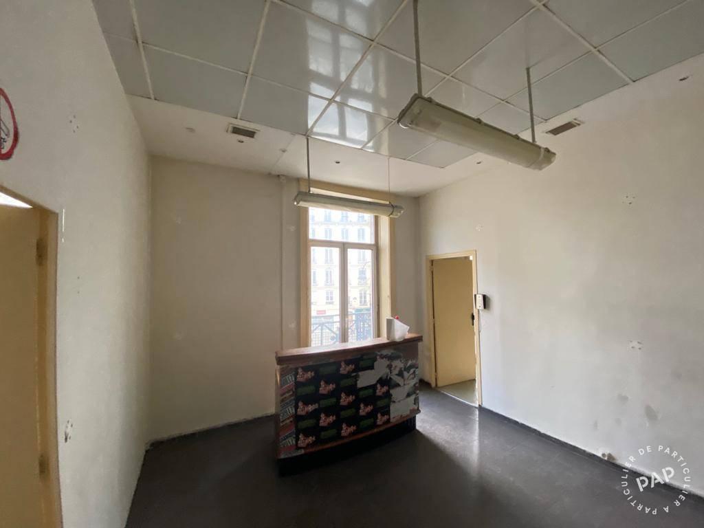 Location Bureaux et locaux professionnels Paris 2E (75002) 110m² 4.700€