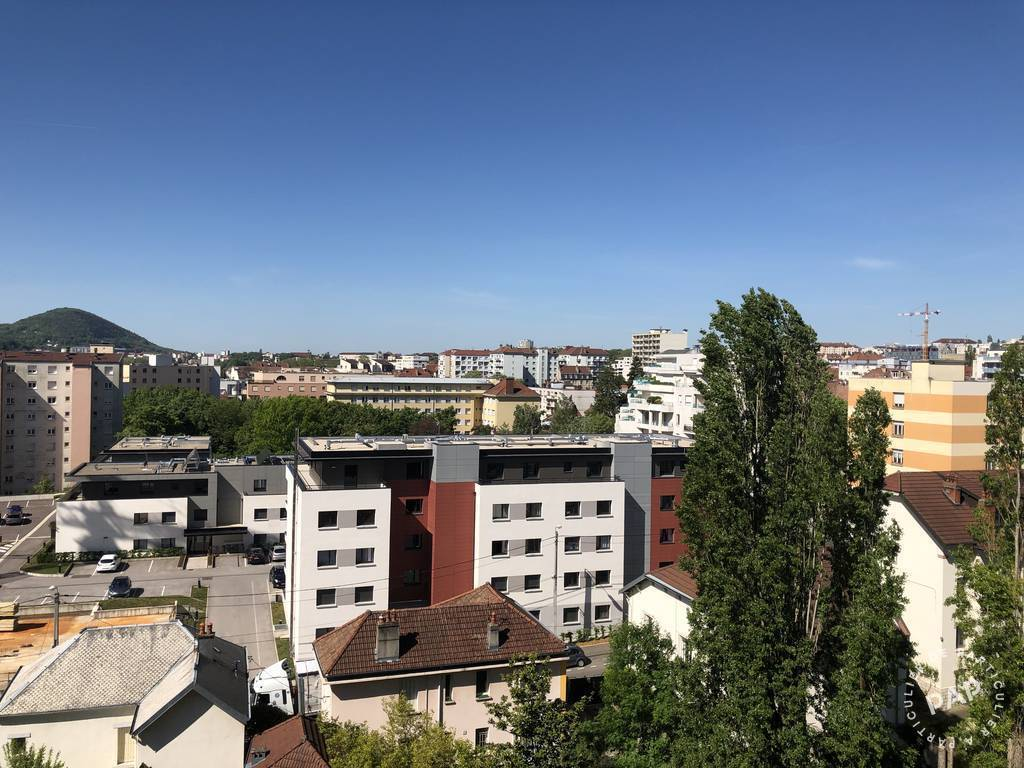 Vente appartement 4 pièces Besançon (25000)