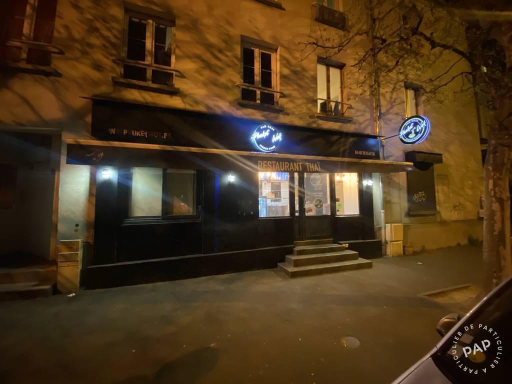 Vente et location Fonds de commerce Arcueil (94110)  195.000€
