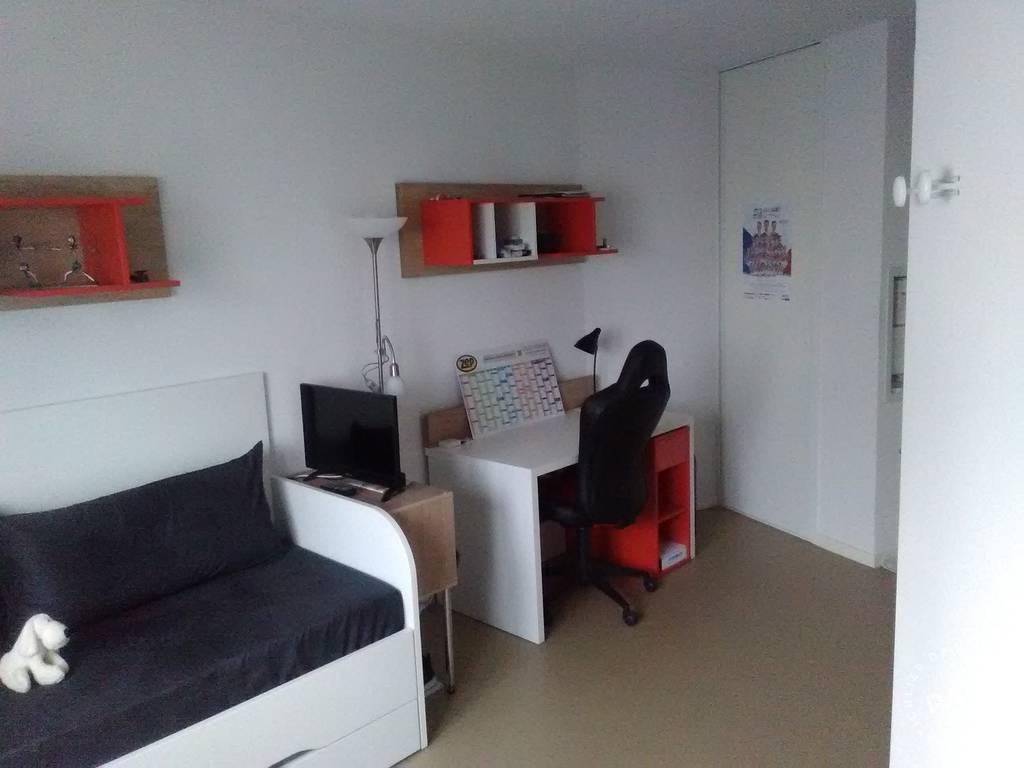 Vente appartement studio Grenoble (38)
