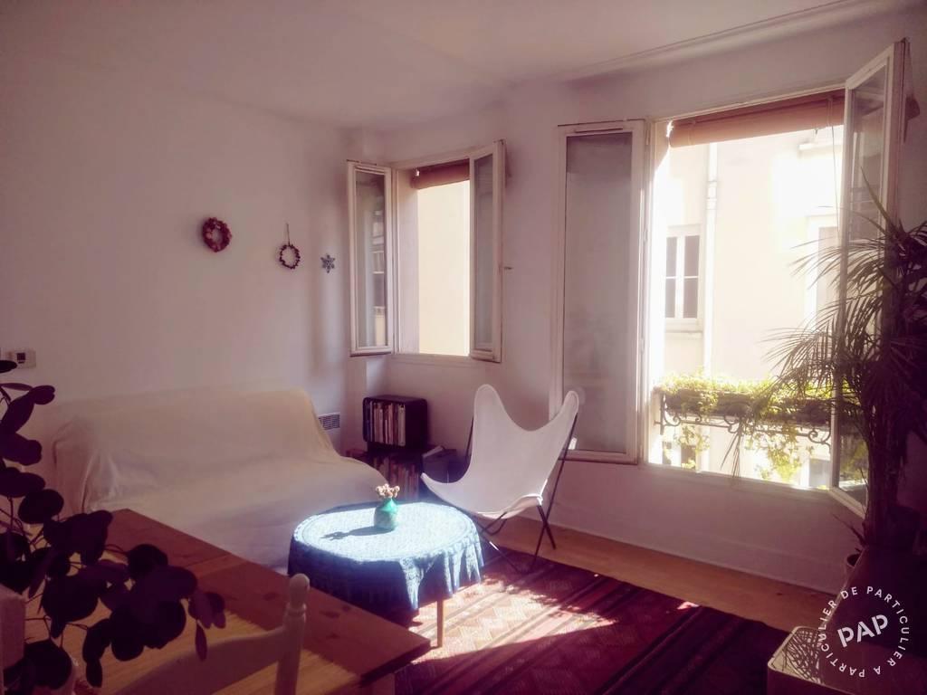 Vente Appartement Paris 19E 38m² 380.000€