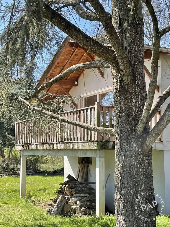 Vente Maison Crêches-Sur-Saône (71680) 120m² 250.000€