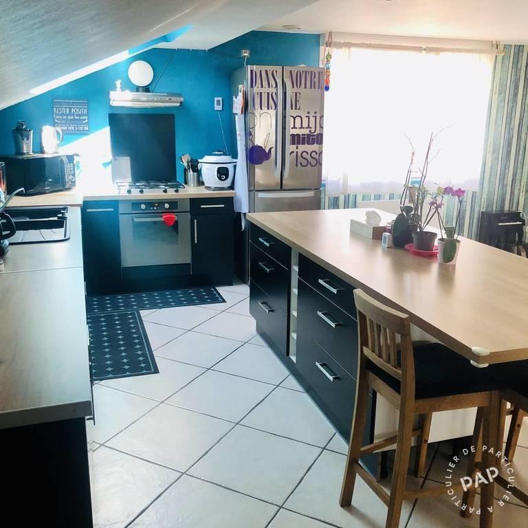 Vente appartement 4 pièces Morvillars (90120)