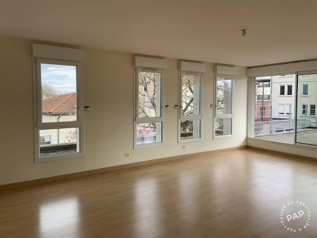Location appartement 3 pièces Nancy (54)