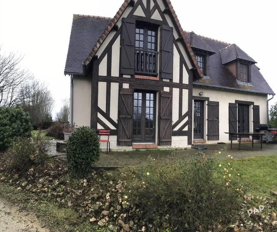 Vente Maison Saint-André-D'hébertot (14130) 140m² 365.000€