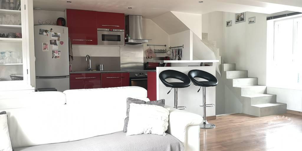 Location Appartement Pontarmé (60520) 50m² 747€