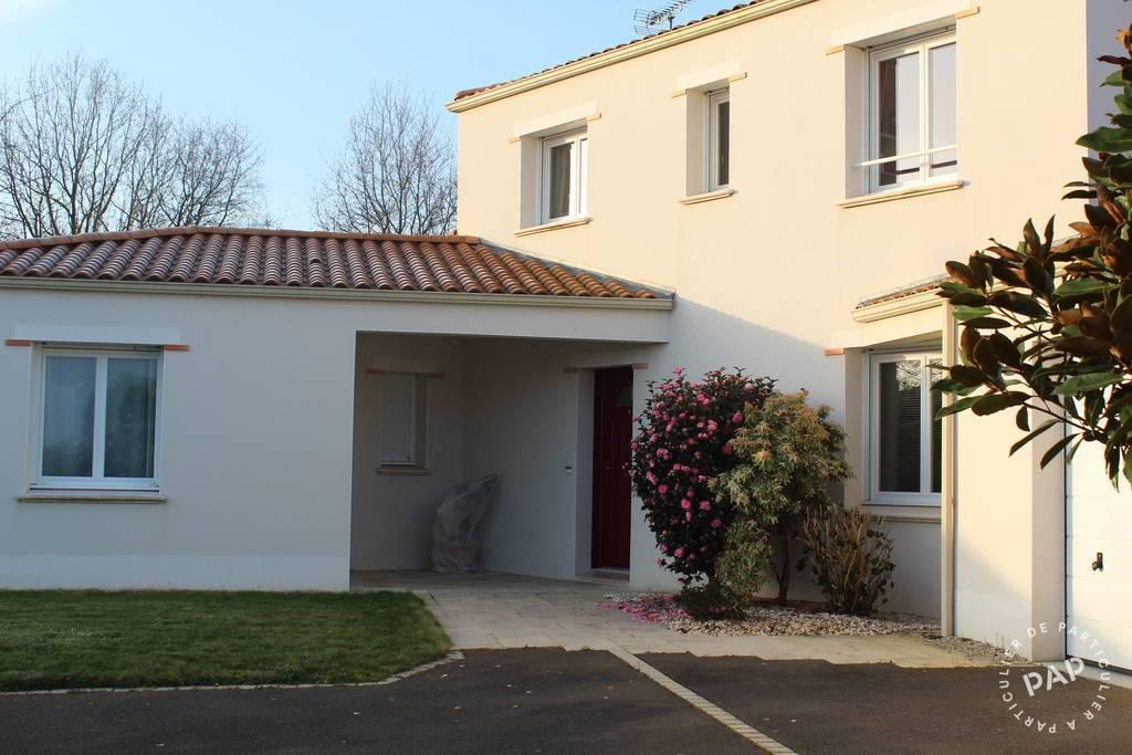 Vente Maison Le Poiré-Sur-Vie (85170) 150m² 374.000€