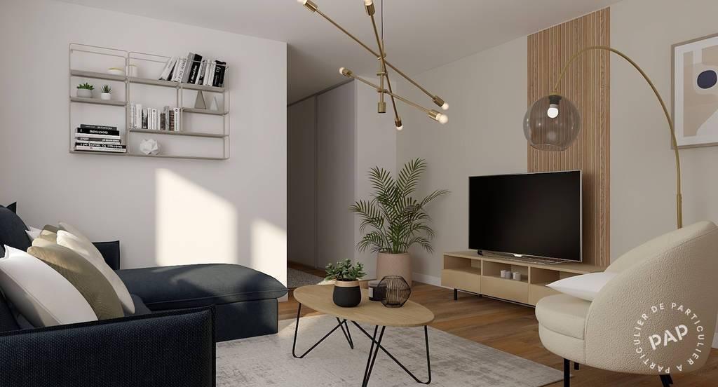 Vente Appartement Nanterre (92000) 83m² 415.000€
