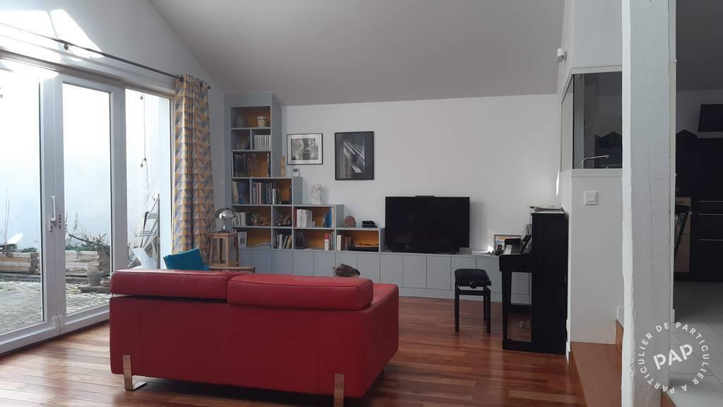 Vente maison 7 pièces Pantin (93500)