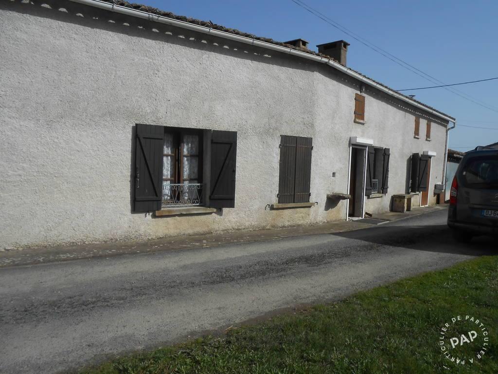 Vente Maison Brûlain (79230)