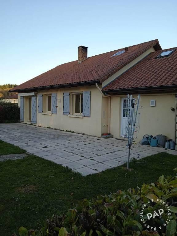 Vente Maison Mortemart (87330)