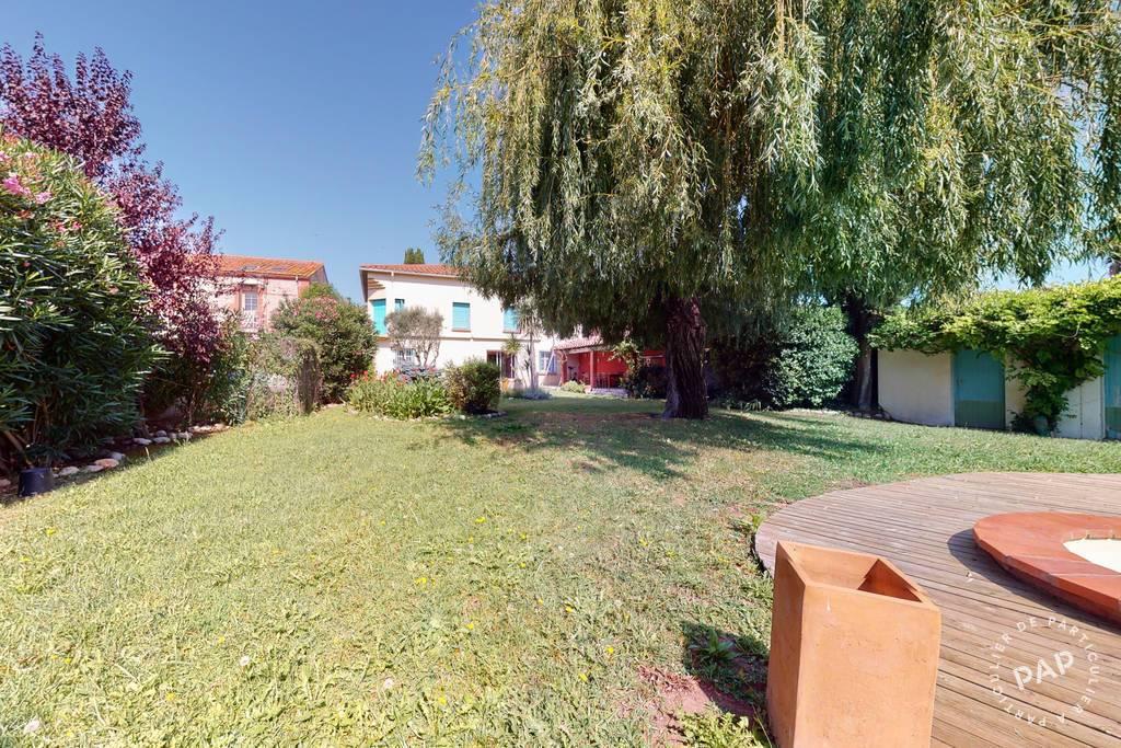Vente Maison Saint-Jean-Lasseille (66300)