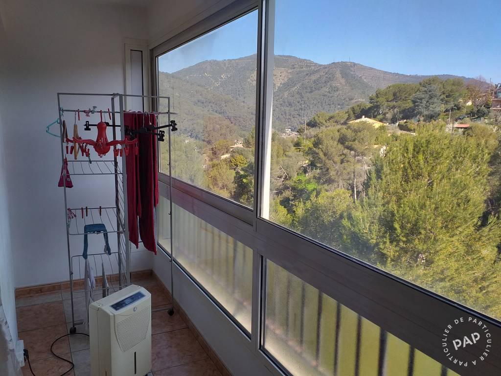 Vente Appartement La Trinité (06340)
