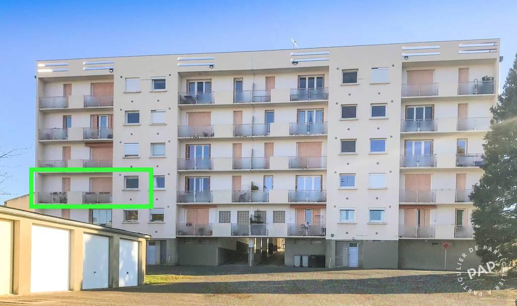 Vente Appartement Néris-Les-Bains (03310)