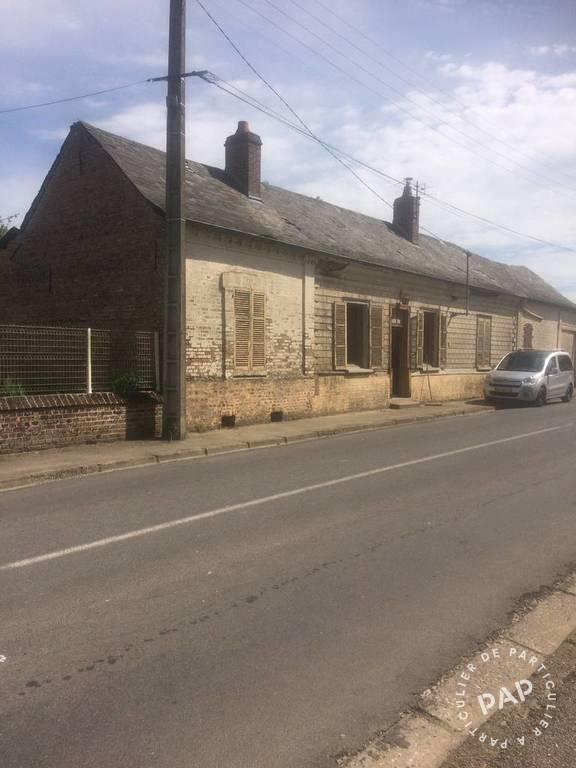 Maison Hornoy-Le-Bourg (80640) 30.000€