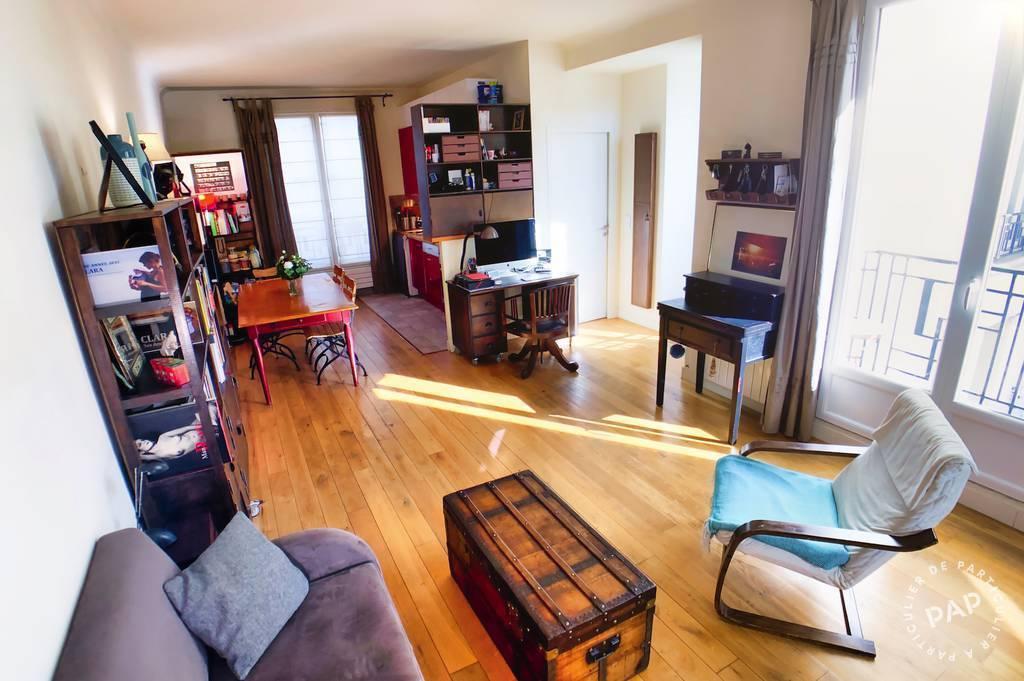 Appartement Paris 20E (75020) 549.000€