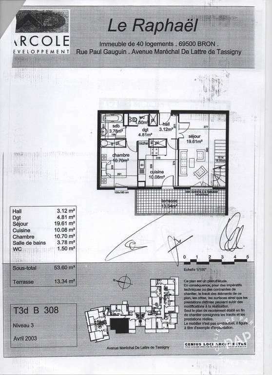Appartement Veauche (42340) 320.000€