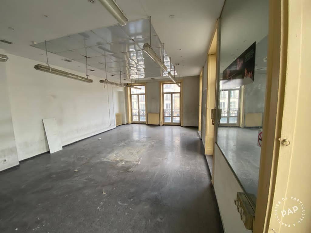Bureaux et locaux professionnels 4.700€ 110m² Paris 2E (75002)