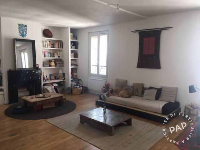 Appartement 615.000€ 47m² Paris 18E (75018)