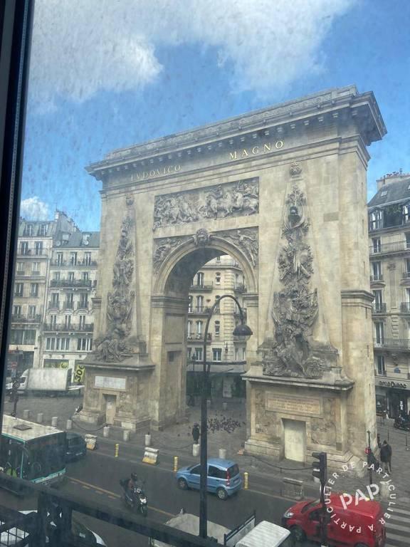 Location Paris 2E (75002) 110m²