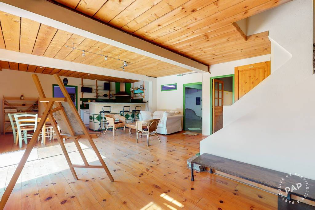 Immobilier Saint-Jean-Lasseille (66300) 440.000€ 199m²
