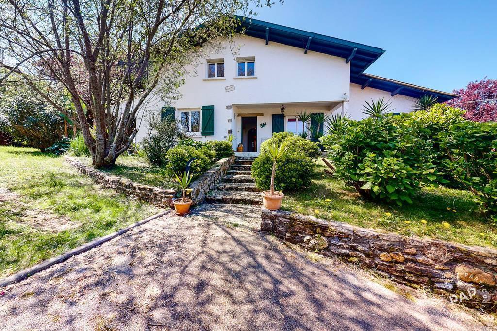 Vente Maison Saint-Pée-Sur-Nivelle (64310) 237m² 880.000€