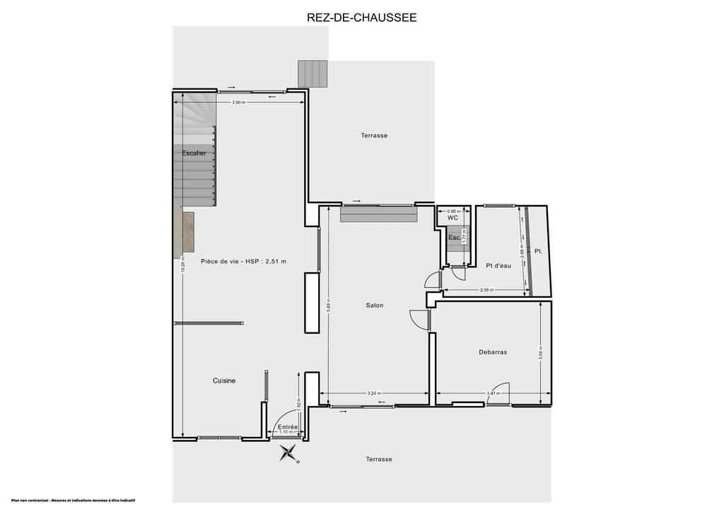 Vente Maison Ormesson-Sur-Marne (94490) 150m² 549.000€