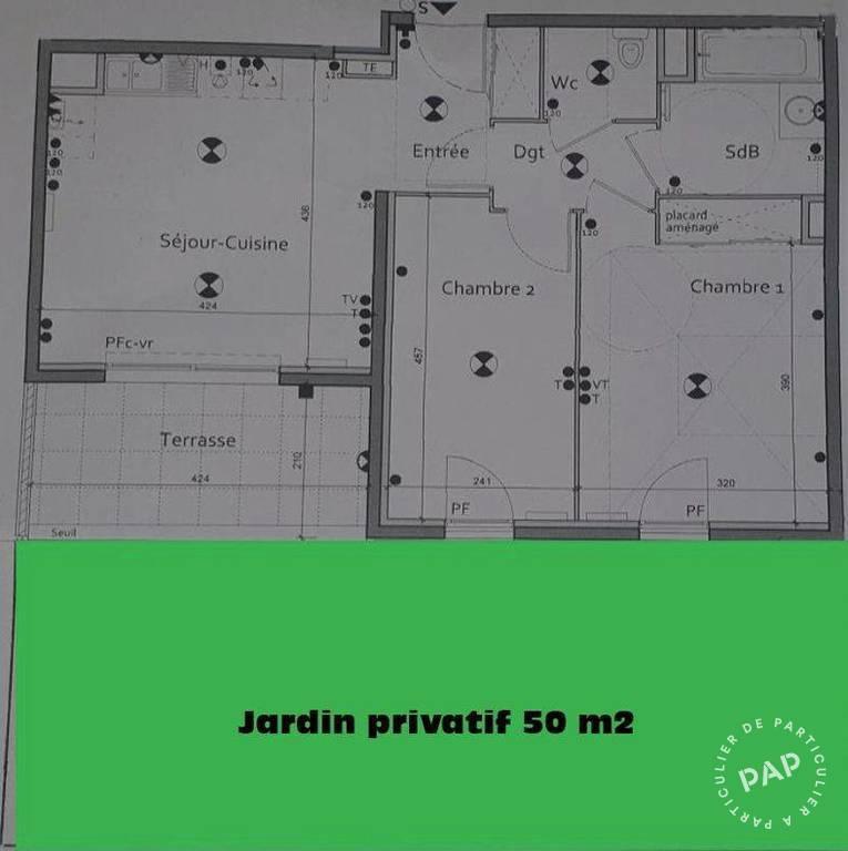 Vente Appartement Hyères (83400) 56m² 260.000€