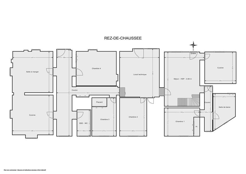 Vente Maison Montalzat (82270) 240m² 260.000€