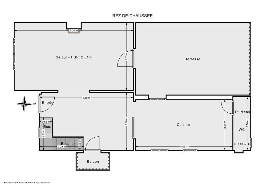 Vente Maison Deuil-La-Barre (95170) 135m² 439.000€