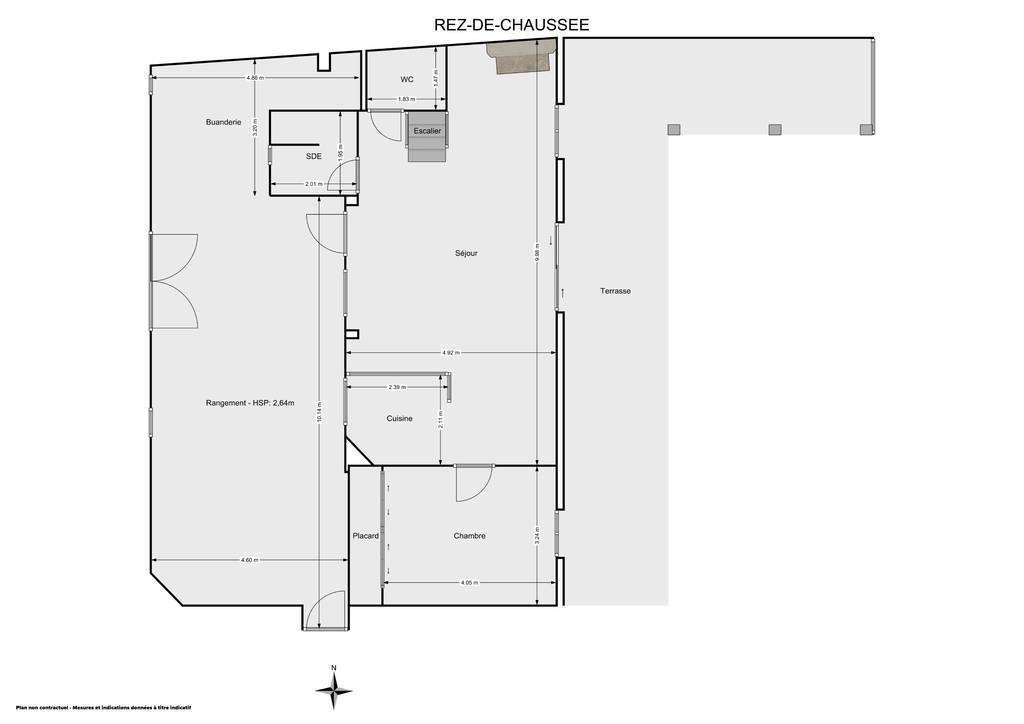 Vente immobilier 440.000€ Saint-Jean-Lasseille (66300)
