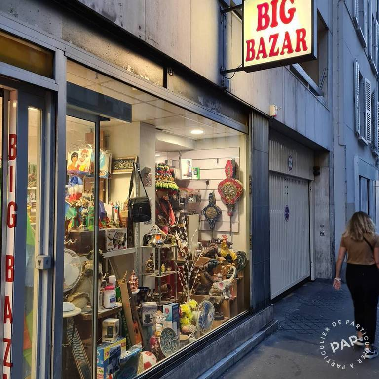 Vente et location Fonds de commerce Paris 18E (75018)  245.000 €