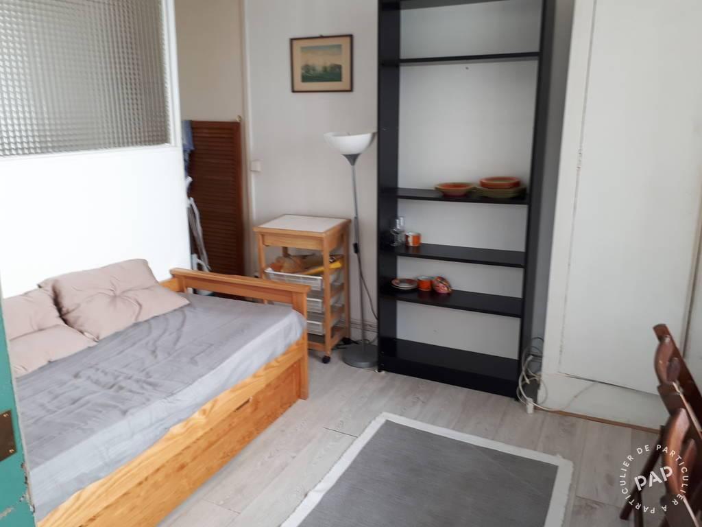 Location appartement studio Paris 2e