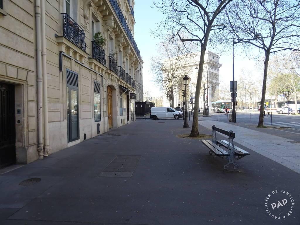 Vente et location Local commercial Paris 8E (75008) 40m² 3.400€