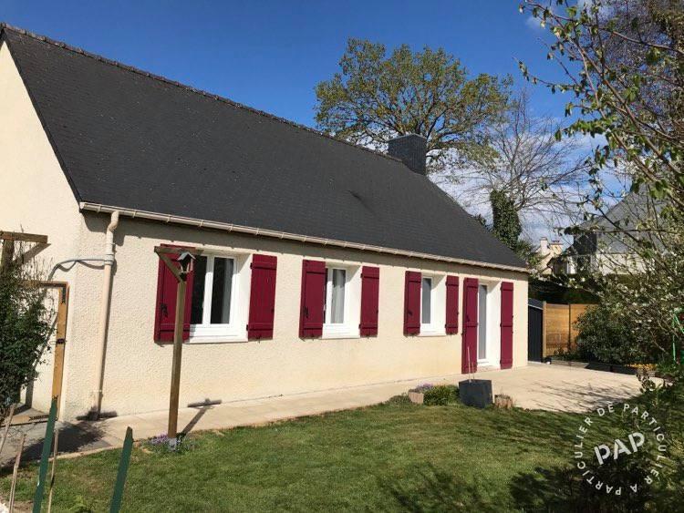 Vente maison 5 pièces La Chapelle-Thouarault (35590)