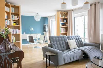 Vente appartement 4pièces 100m² Rennes (35000) - 488.000€
