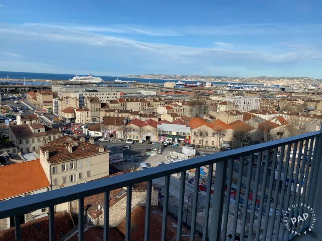 Vente Appartement Marseille 3E (13003) 35m² 189.000€