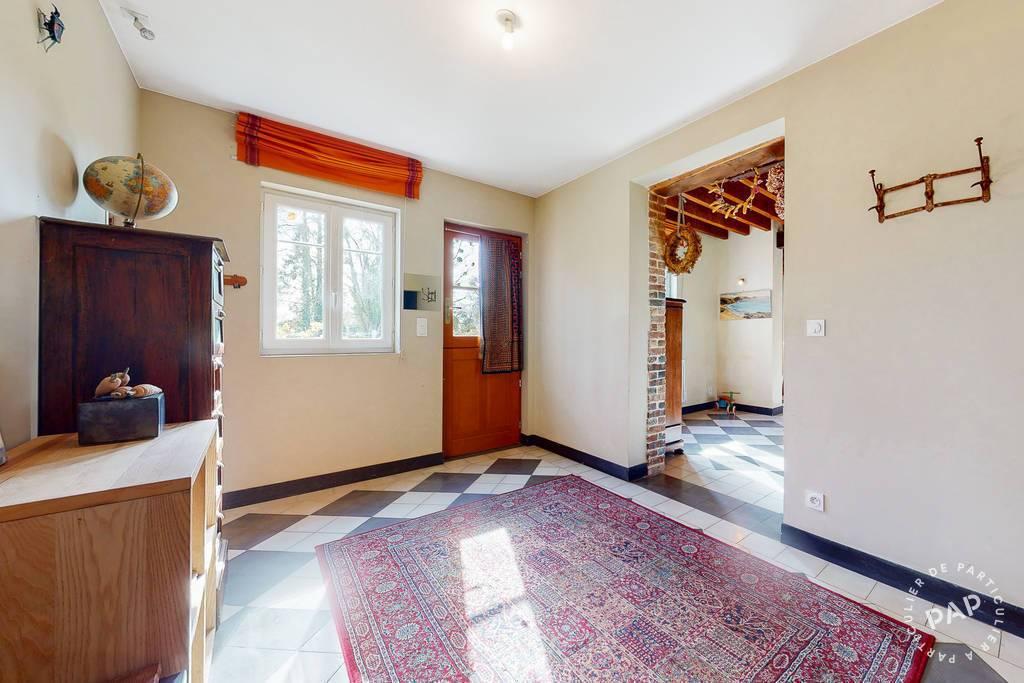 Vente Maison Saint-André-D'hébertot 140m² 350.000€