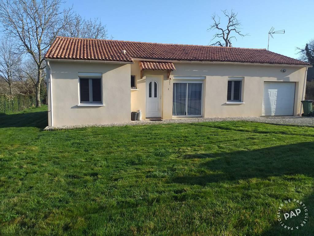 Vente maison 4 pièces Chey (79120)